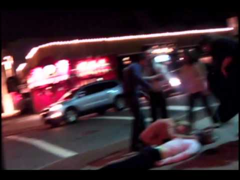 Crazy Fight In Woodside Queens NY