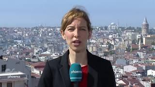 Katharina Willinger zur türkischen Währungs- und Wirtschaftskrise am 14.08.18