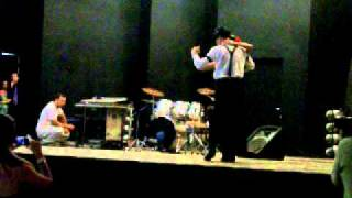 tango cia francana de dana de salo trofu dono da bola