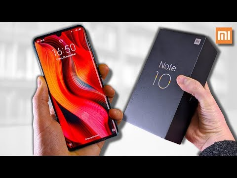 Xiaomi Mi Note 10: Unboxing & Review AFTER 72 Hours!