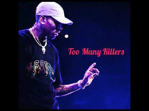 Chris Brown - Too Many Killers (New Snippet)