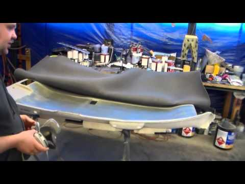 Реставрация Салона Авто (потолок Honda)
