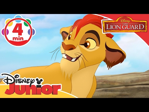 Lion Guard | No More Roaring | Disney Junior UK
