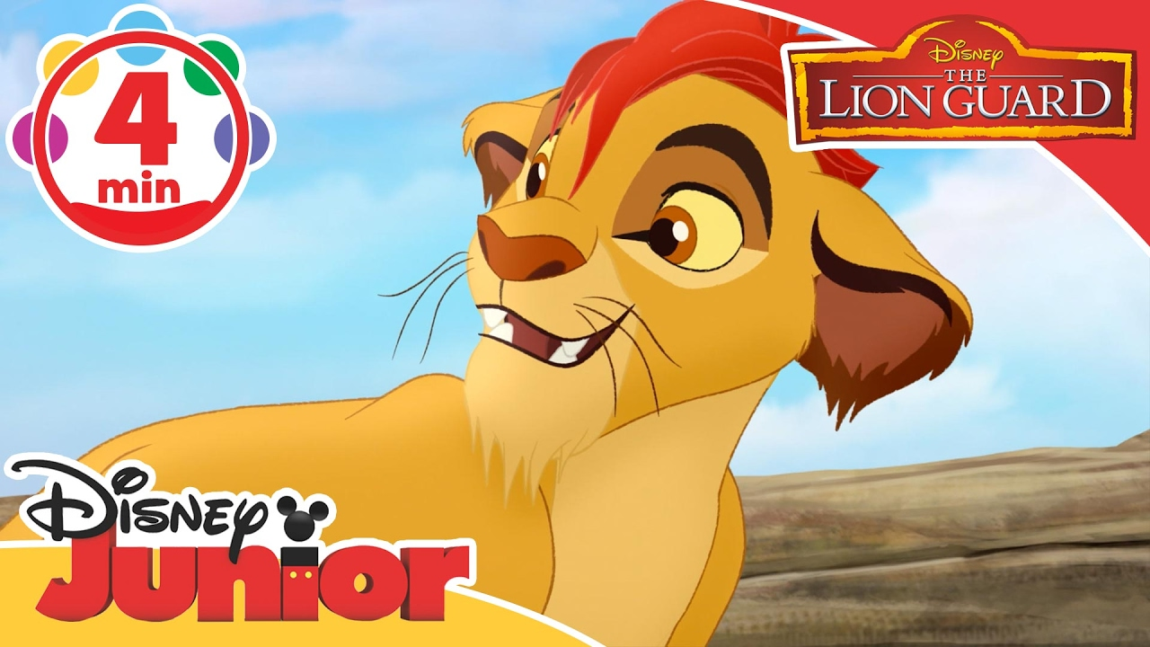 lion guard no more roaring disney junior uk