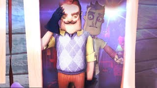 IT'S TIME FOR REVENGE, WE KICKED THE NEIGHBOR OUT OF HIS HOUSE!! (Hello Neighbor Secrets / Beta 3)