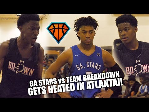 GA STARS vs TEAM BREAKDOWN GETS INTENSE at #IHTOC!! | TOP TIER Florida & Georgia Programs FACE OFF