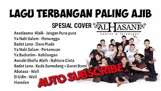 Gambar cover Full Album TERBANGAN Al-Hasani - Cover Lagu Dangdut