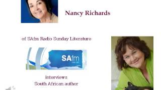 Radio SAfm interview with South African author Judy Croome