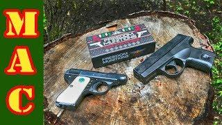 Cheap Guns Part 2: SW380 vs Galesi-Brescia .25 ACP