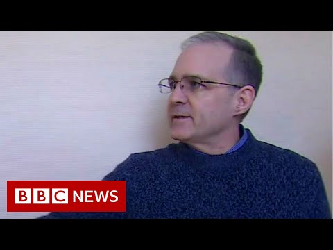 Is this man a hostage of Russia or a spy? - BBC News