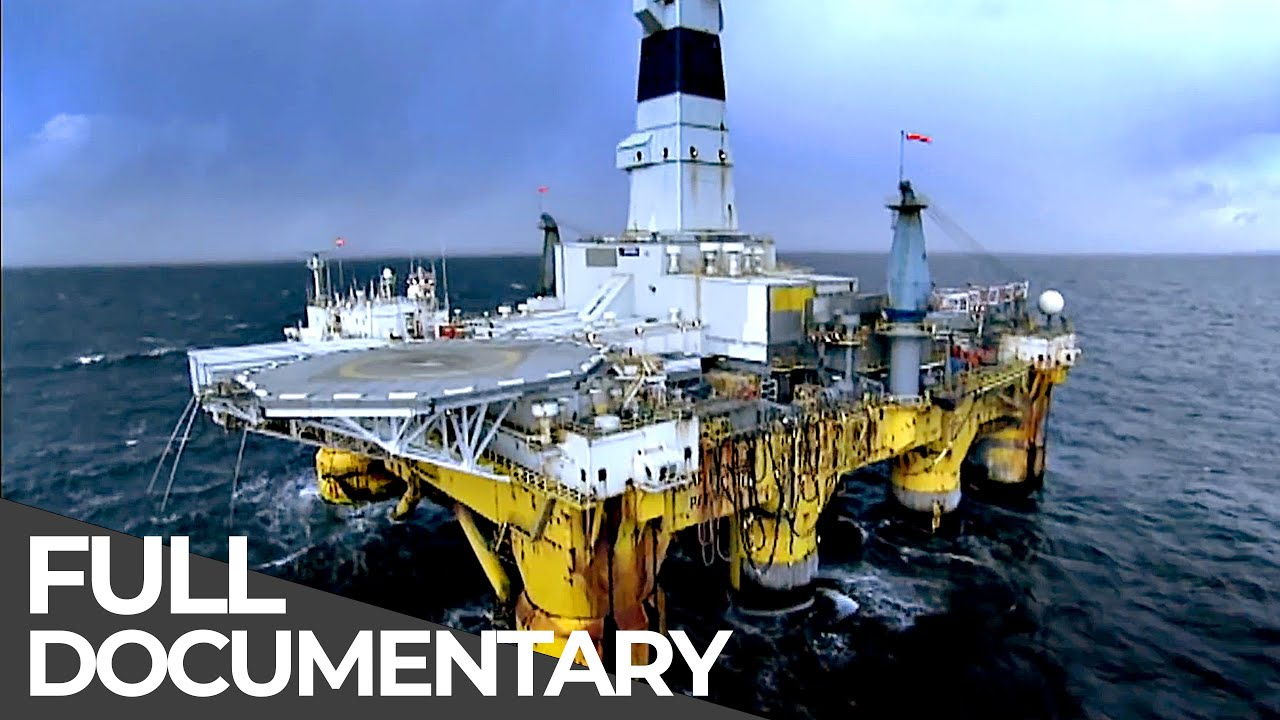 The Arctic: Border Conflicts about Oil | Ice Race | Free Documentary
