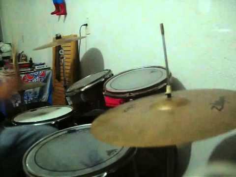Titas y drogas - Tronic (drum cover, bateria)