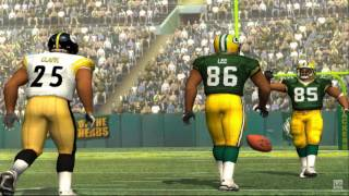 Madden NFL 11 PS2 Gameplay HD