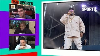 Maroon 5 Confirms Travis Scott & Big Boi Are Joining Super Bowl Halftime Show | TMZ Sports