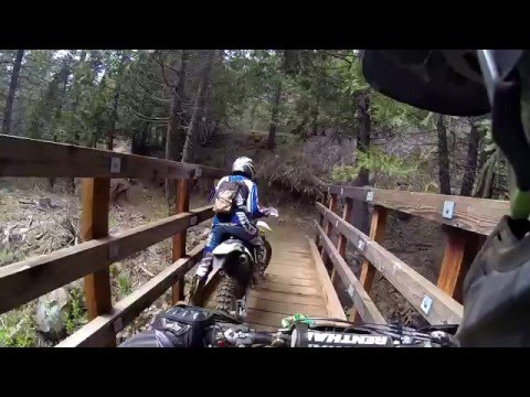 Foresthill OHV Dirt Biking May 1, 2016