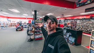 Wreckless Hobbies New Rc Store Is Insanely Huge!!! Tour/vlog
