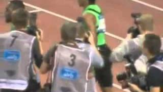 YOHAN BLAKE 19:26 2nd FASTEST 200m of all time  Brussels Diamond League