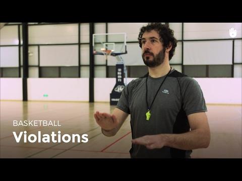Basketball Violations | Basketball