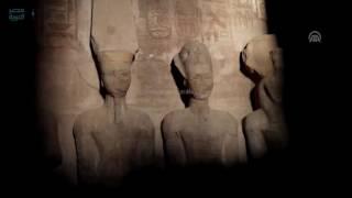 مصر العربية   الشمس تتعامد على وجه