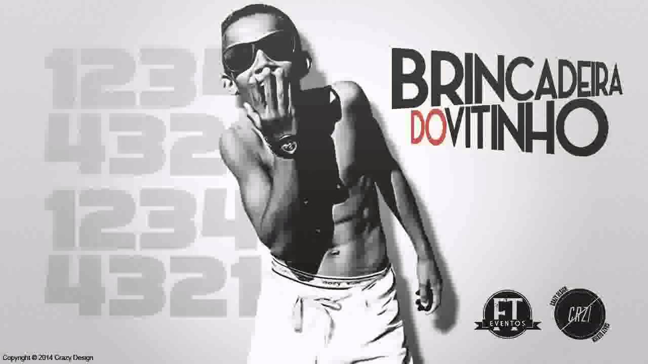 MC Vitinho ZK   Brincadeira do Vitinho DJ Binho Música nova   Lançamento 2014