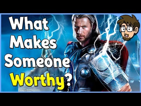 Thor Movie Deleted Scenes! Is He Worthy Of His Hammer? from YouTube · Duration:  1 minutes 24 seconds