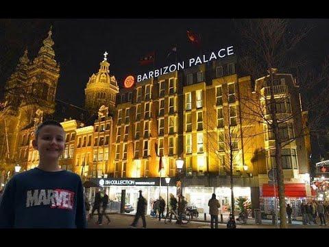 HOTEL NH BARBIZONE PALACE - Amsterdam en 4k