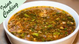 Настоящий Суп Харчо 🍲 Грузинская Кухня ○ Ирина Кукинг