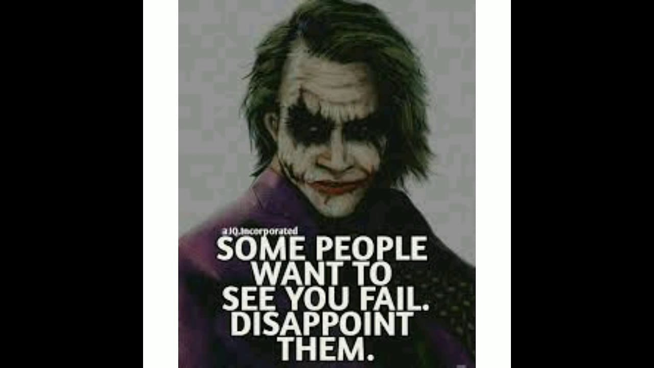 joker quotes villain quotes to keep to up must watch if you