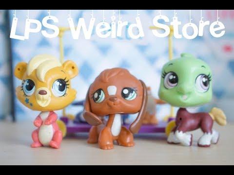 LPS Weird Store