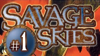 Savage Skies - Canyons of Peril (PS2, XBOX, PC) SLUS-20430, SLES-51292, SLPM-65226