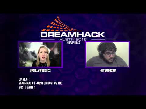 Gust or Bust vs Team Higher Consciousness - DreamHack All-Stars: Austin, Qualifier 2