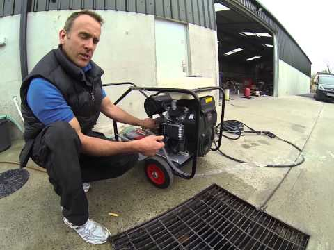 Loncin v twin 30 litre tutorial