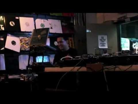 Floorkilla Live Digital Set at the Drop Shop, Orlando