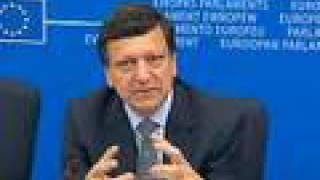 Barroso: European Union is 'non-imperial empire' (long version) thumbnail