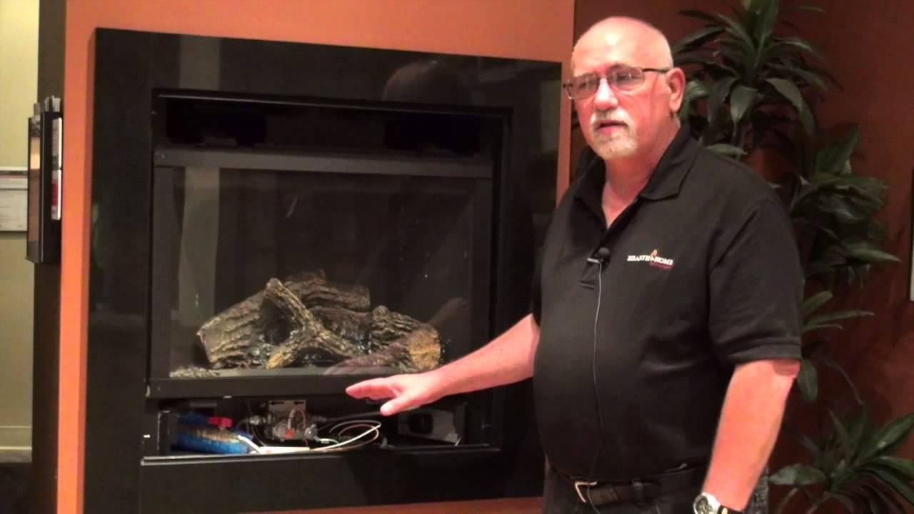 Gas Fireplace Troubleshooting - YouTube