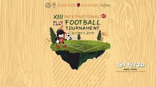 XIII International Football Tournament U11 - Dia 18 - Campo Luso Fruta