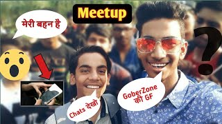 GoberZone की GF की Chats | Andy Gujjar\'s Meetup Gone Wrong *Proof* || ATS ||