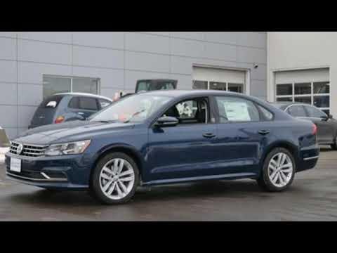 New 2019 Volkswagen Passat Saint Paul MN Minneapolis, MN #88652