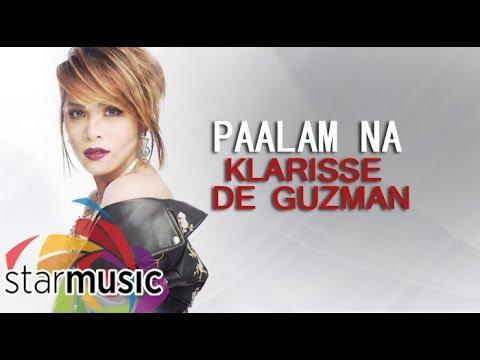 Klarisse De Guzman - Paalam Na (Official Lyric Video) - 동영상