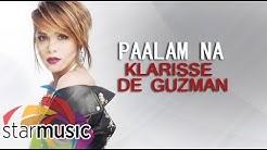 Klarisse De Guzman - Paalam Na (Official Lyric Video)