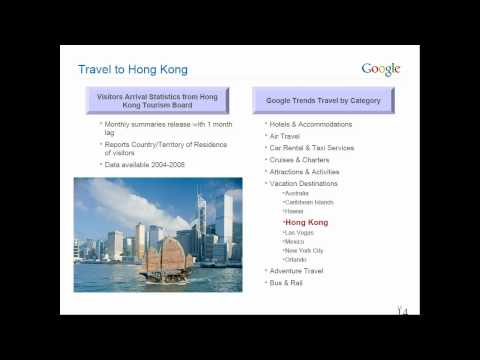 "Strata 2012: Hal Varian, ""Using Google Data for Short-term Economic Forecasting"""
