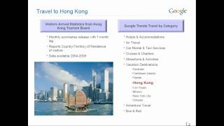 "Strata 2012: Hal Varian, ""Using Google Data for Short-term Economic Forecasting"""