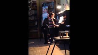 Урок в музыкальной школе