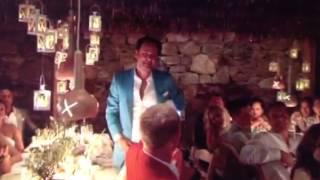 Sebastian's Wedding Karaoke