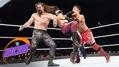 Akira Tozawa & The Brian Kendrick vs. Local competitors: WWE 205 Live, Nov. 21, 2018