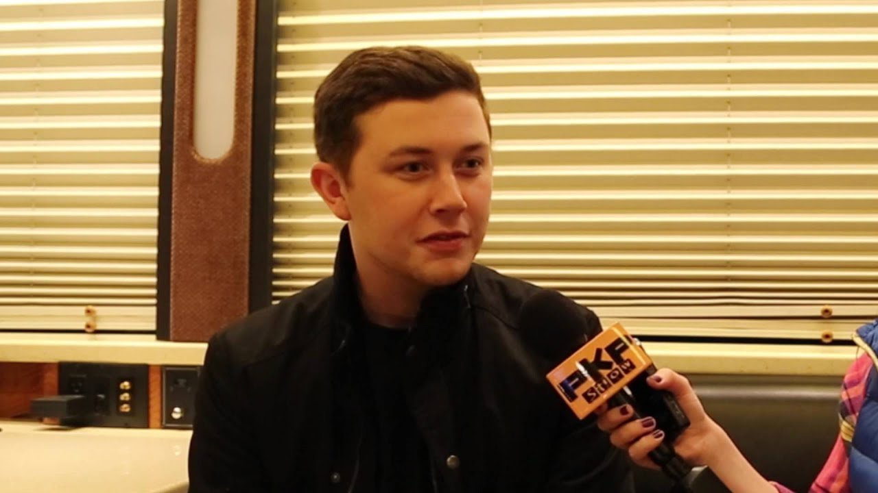 scotty mccreery interview about dating website