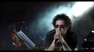 Andrés Calamaro - Loco (con letra)