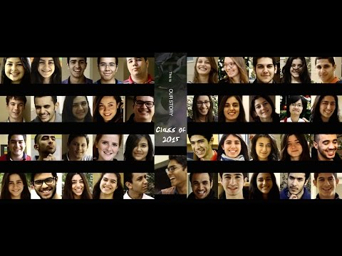 Our Story (BISC's Graduating Class of 2015)