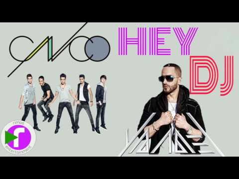 Yandel ft CNCO Hey Dj (Audio Official)