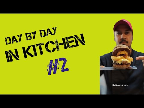 Day By Day In Kitchen - 002